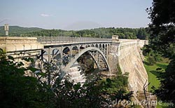 New Croton Dam Spillway bridge